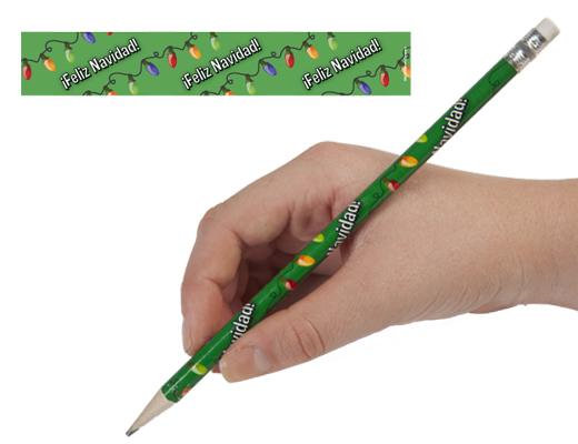 Spanish Christmas Pencils (2013)