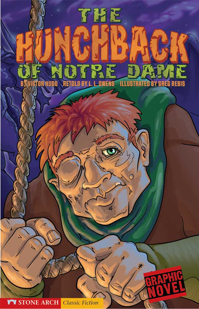 Hunchback Of Notre Dame Graphic Novel