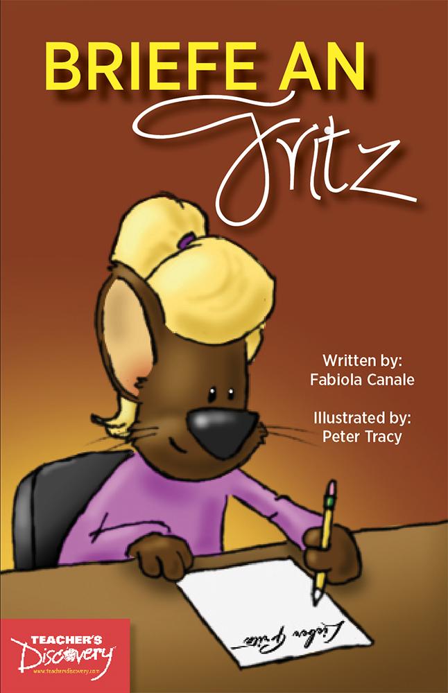 Briefe an Fritz Level 2 German Reader