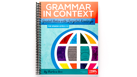 Grammar in Context Spanish Book