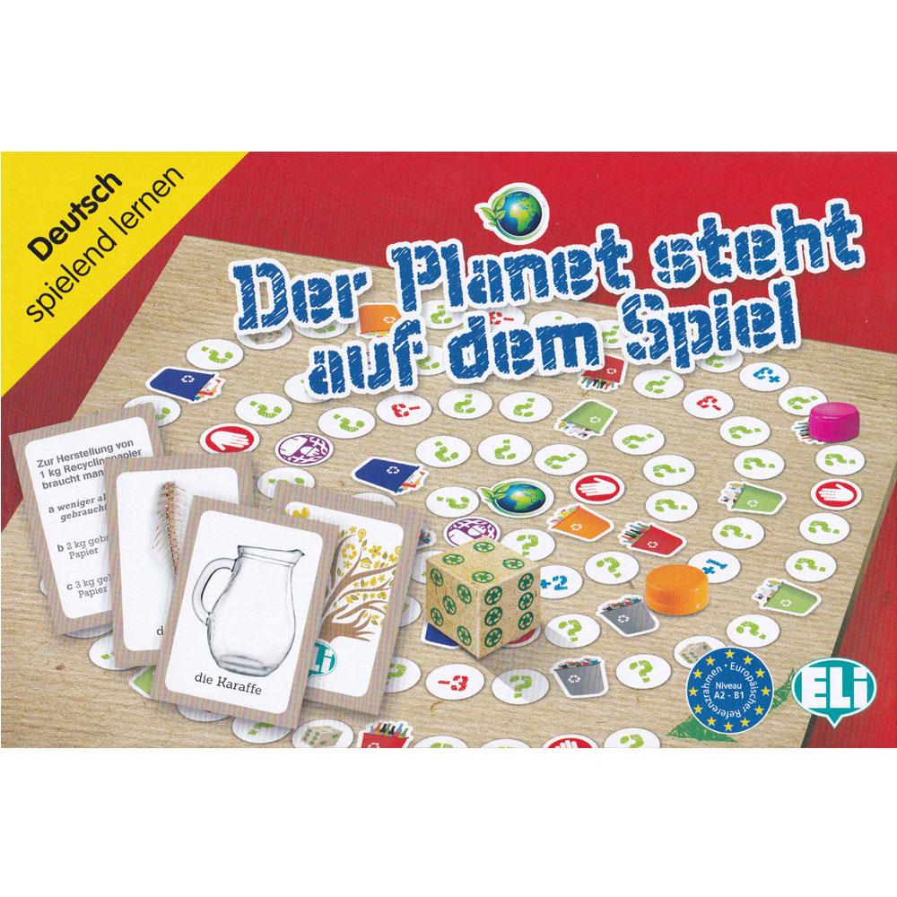 Der Planet steht auf dem Spiel German Game