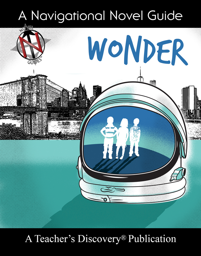 Wonder Novel Guide Book  - Wonder Novel Guide Print Book