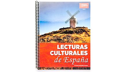 Lecturas culturales de España Book - Lecturas culturales de España Print Book