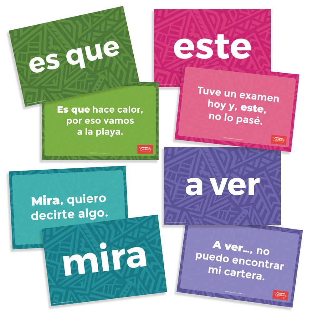 Muletilla Spanish Crutch Expressions