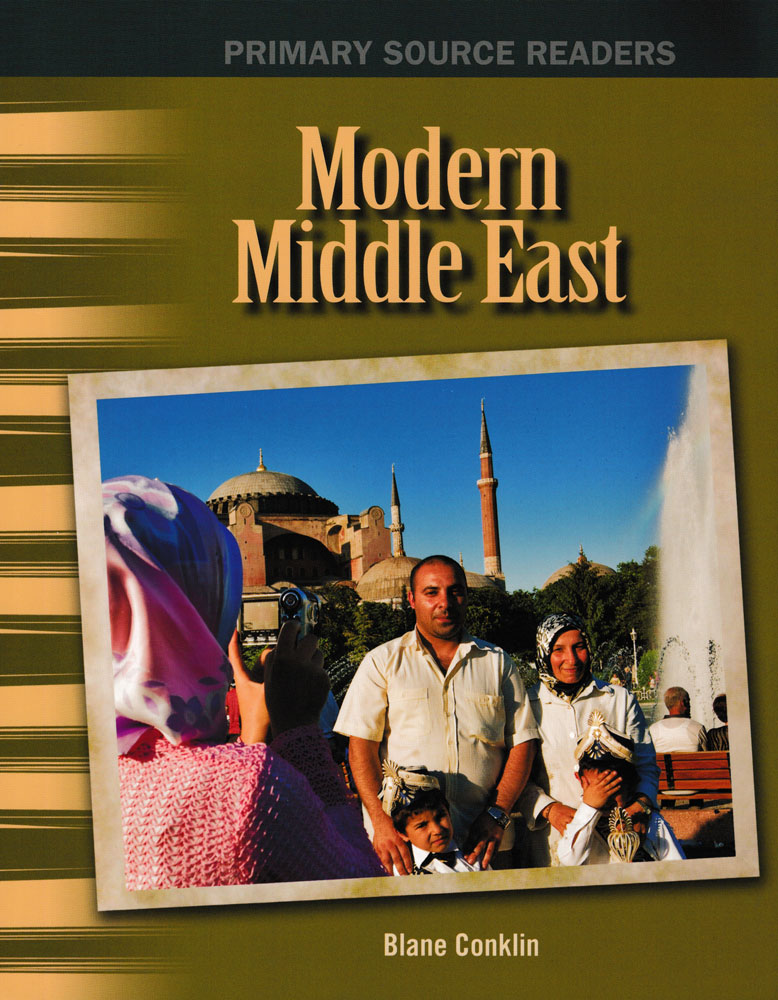 Modern Middle East Primary Source Reader - Modern Middle East Primary Source Reader - Print Book
