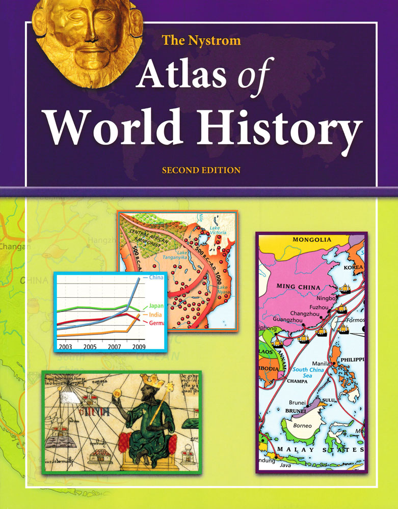 Nystrom's Atlas Of World History