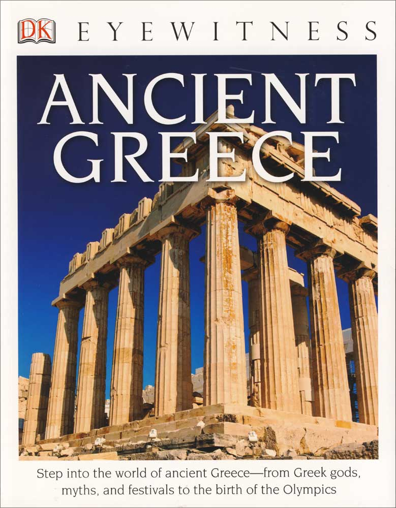 Eyewitness: Ancient Greece Paperback