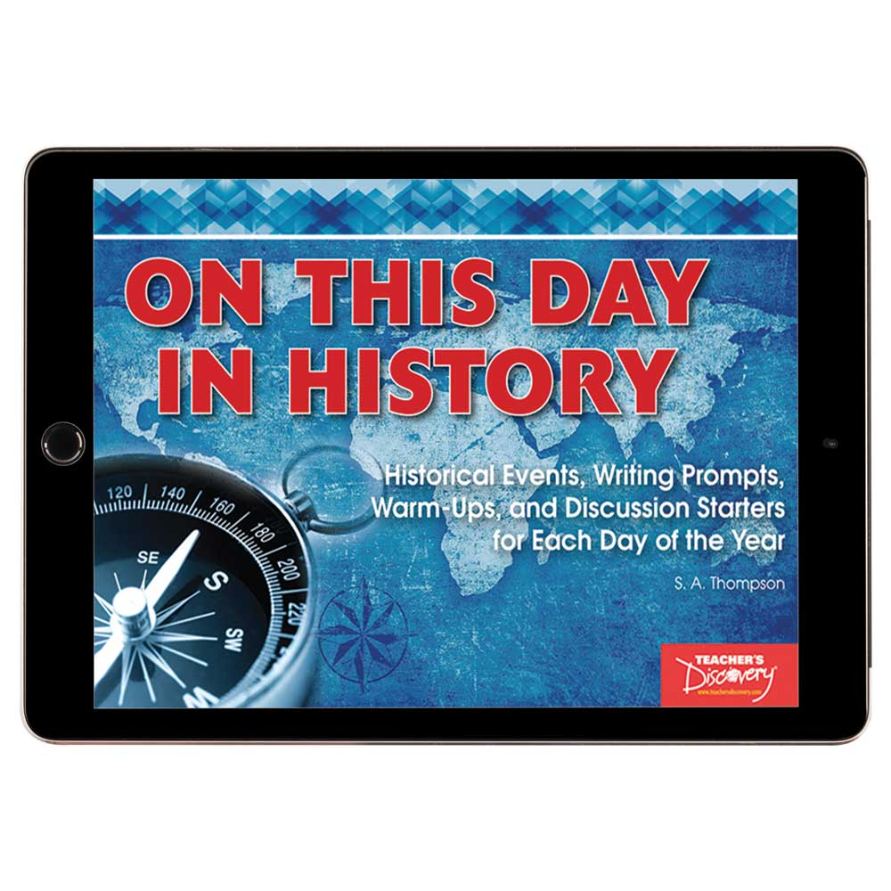 On This Day in History Book