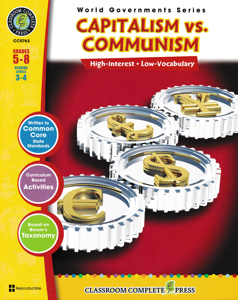 World Governments: Capitalism vs. Communism Book