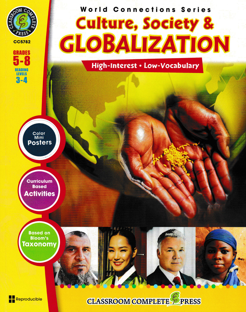 World Connections: Culture, Society, & Globalization Book