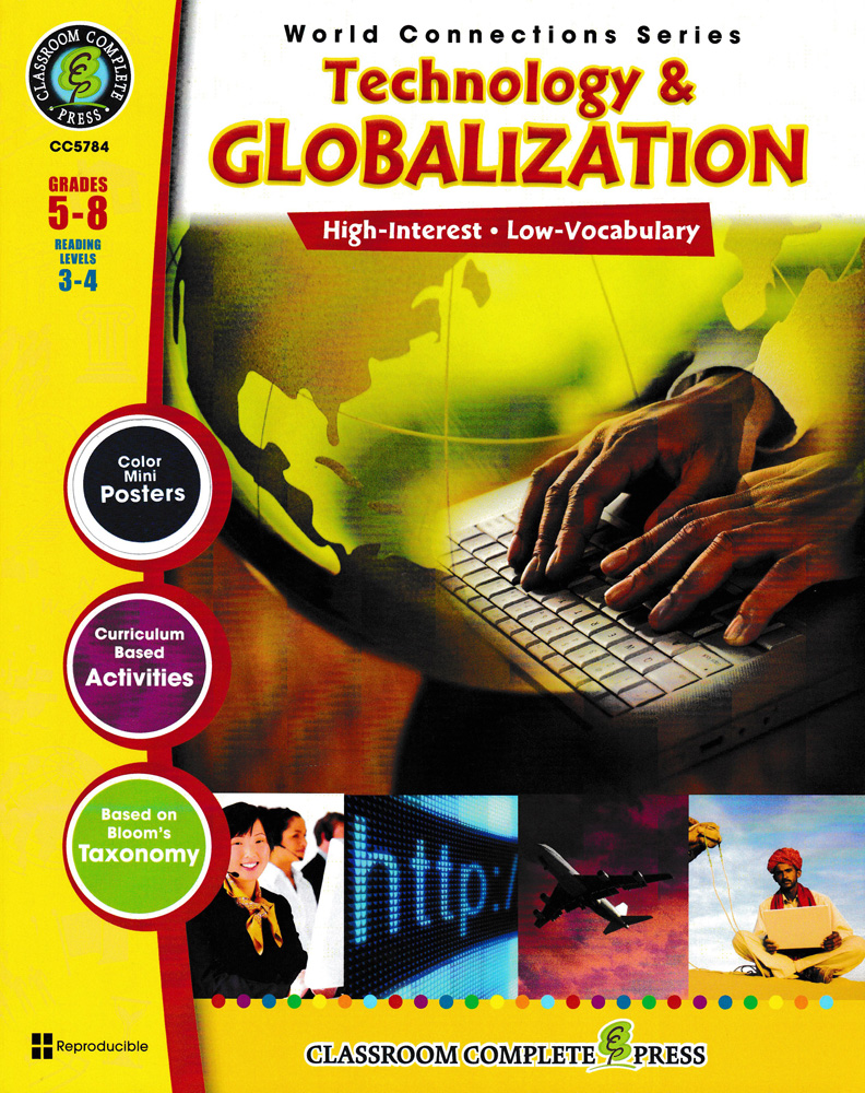 World Connections: Technology & Globalization Book