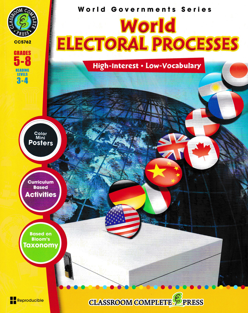 World Governments: World Electoral Processes Book