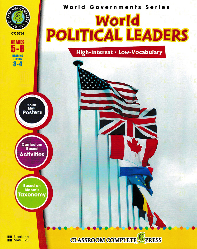 World Governments: World Political Leaders Book