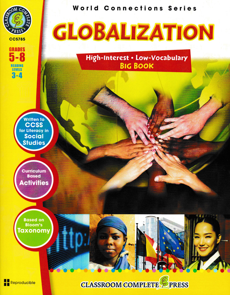 World Connections: Globalization Big Book