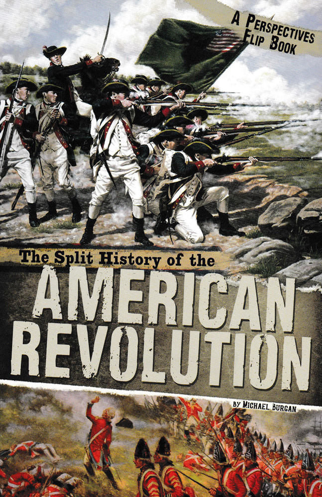 The Split History of the American Revolution Book