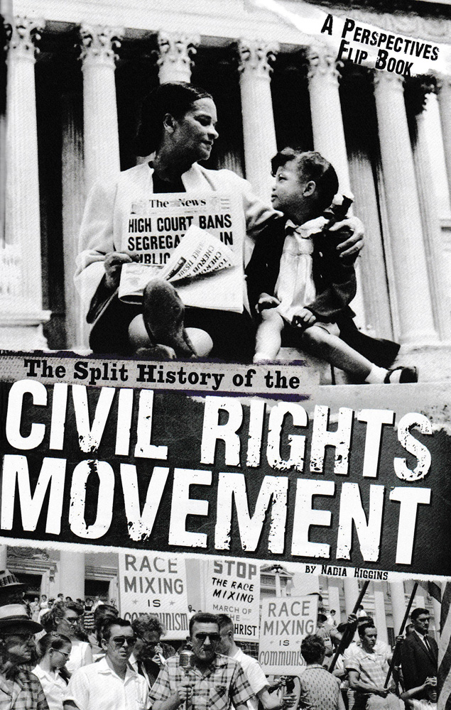 The Split History of the Civil Rights Movement Book