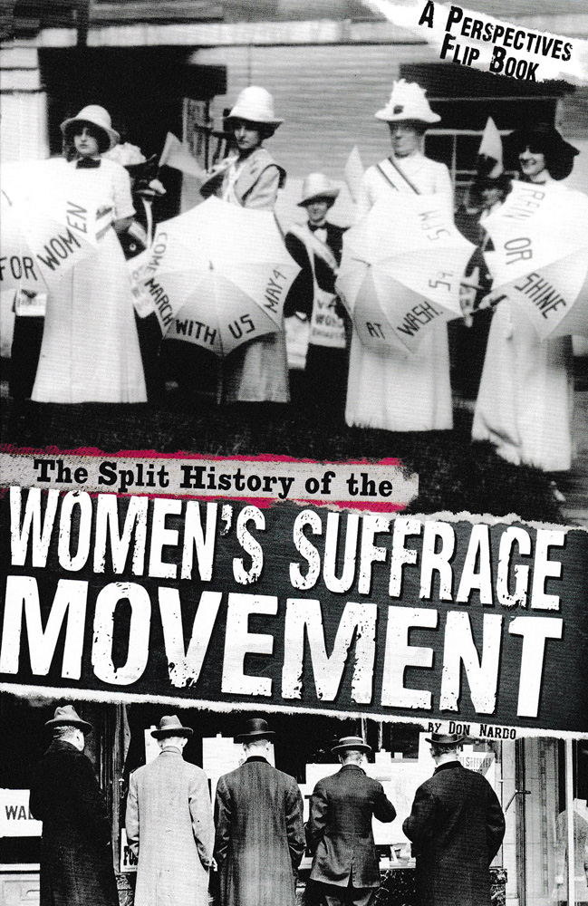 The Split History of the Women's Suffrage Movement Book
