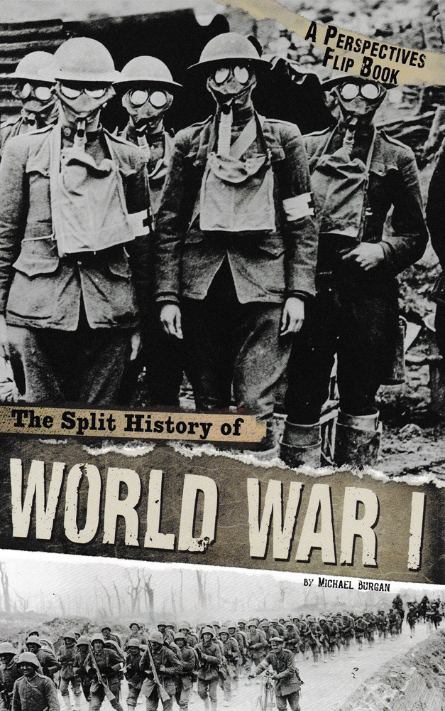 The Split History of World War I Book