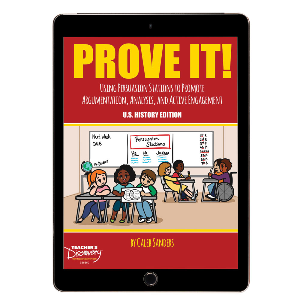 Prove It! U.S. History Edition Book