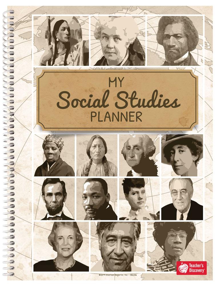 My Social Studies Planner