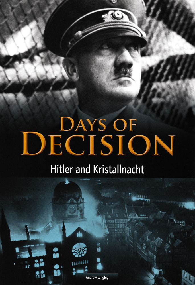 Days of Decision: Hitler and Kristallnacht Book (1020L)