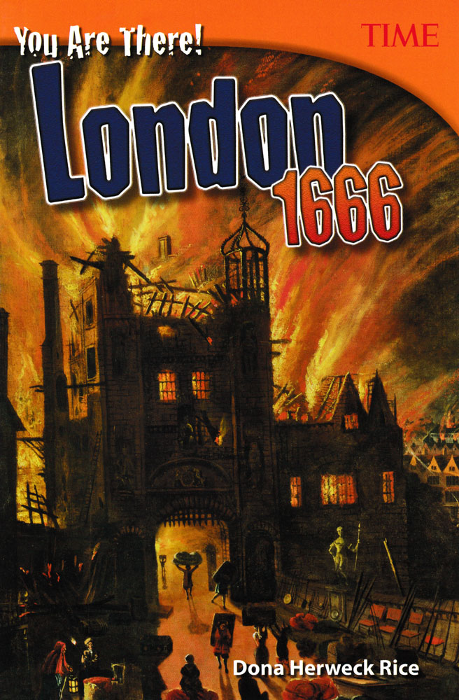 You Are There! London 1666 Book (970L)