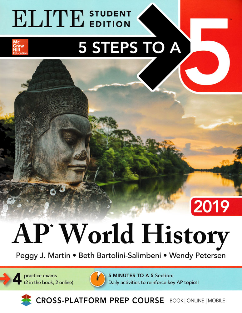 5 Steps to a 5 AP World History Book