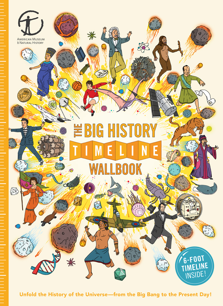 The Big History Timeline Wallbook
