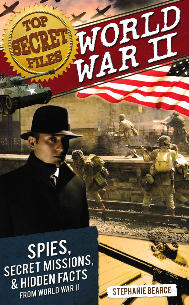 Top Secret Files: World War II Book