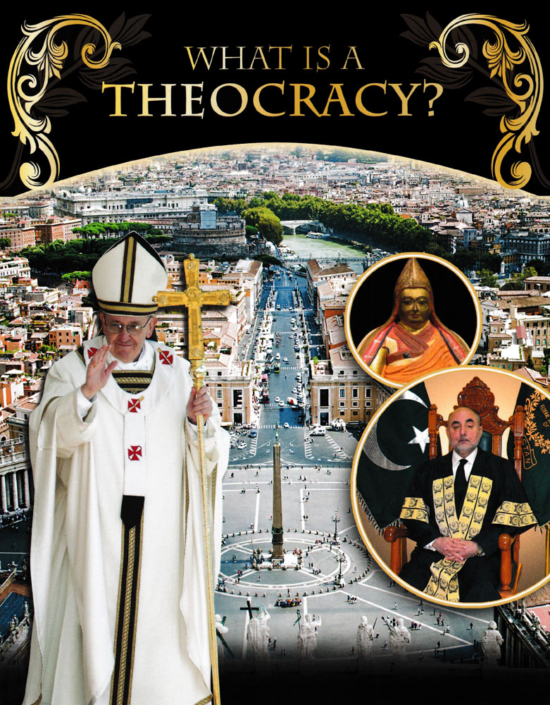 What Is a Theocracy? Book