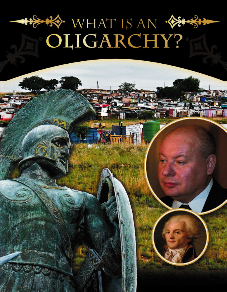 What Is an Oligarchy? Book