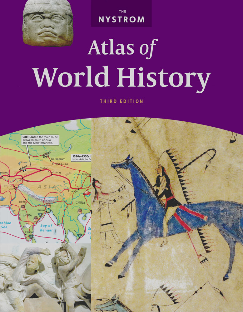 Nystrom Atlas of World History - 3rd Edition
