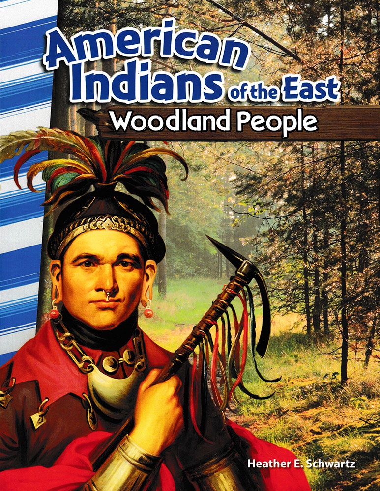 American Indians of the East: Woodland People Reader - American Indians of the East: Woodland People Reader - Print Book