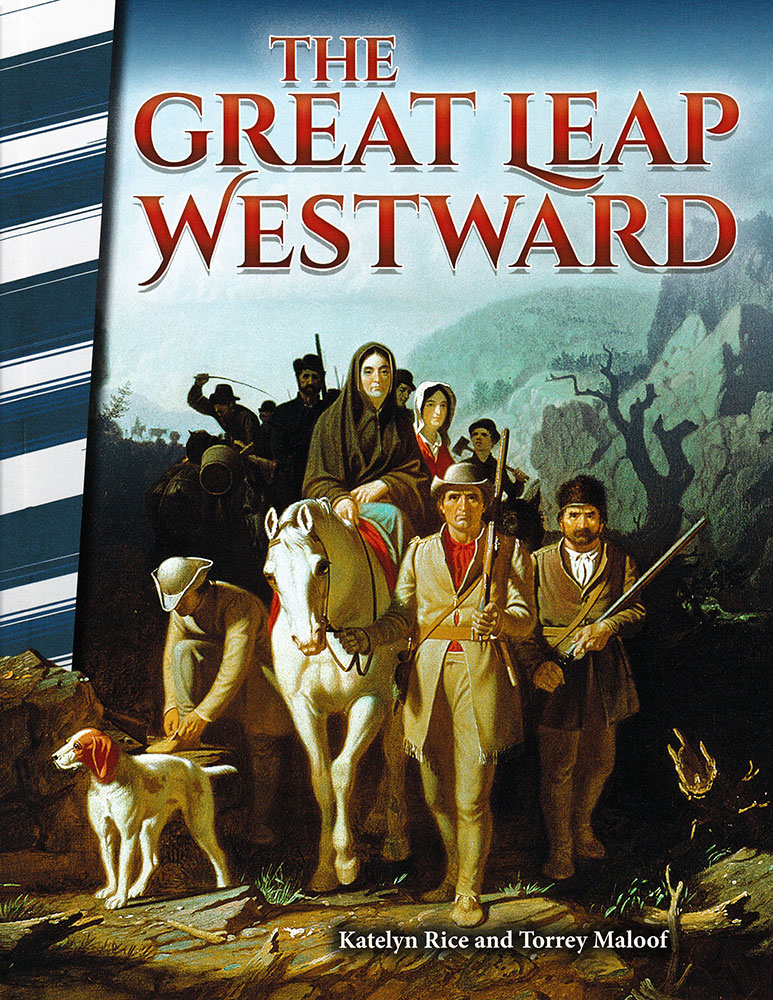 The Great Leap Westward Reader - The Great Leap Westward Reader - Print Book