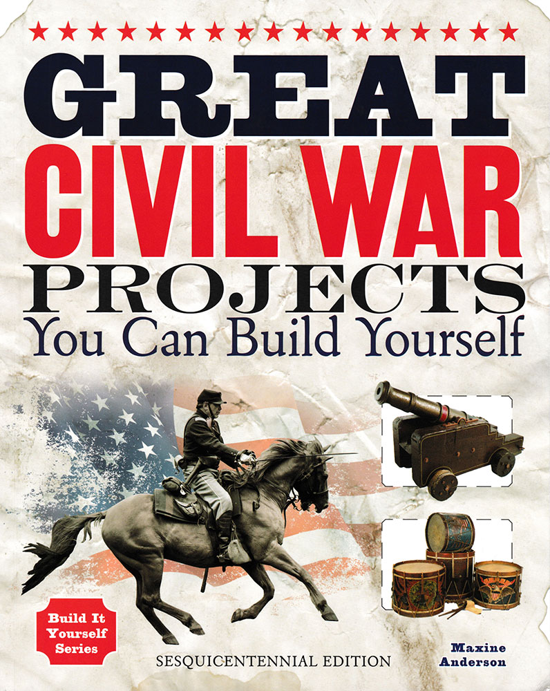 Build It Yourself: The Civil War Book