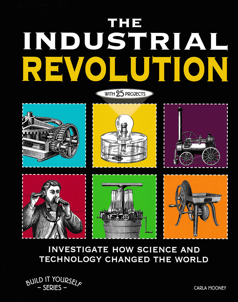 Build It Yourself: The Industrial Revolution Book
