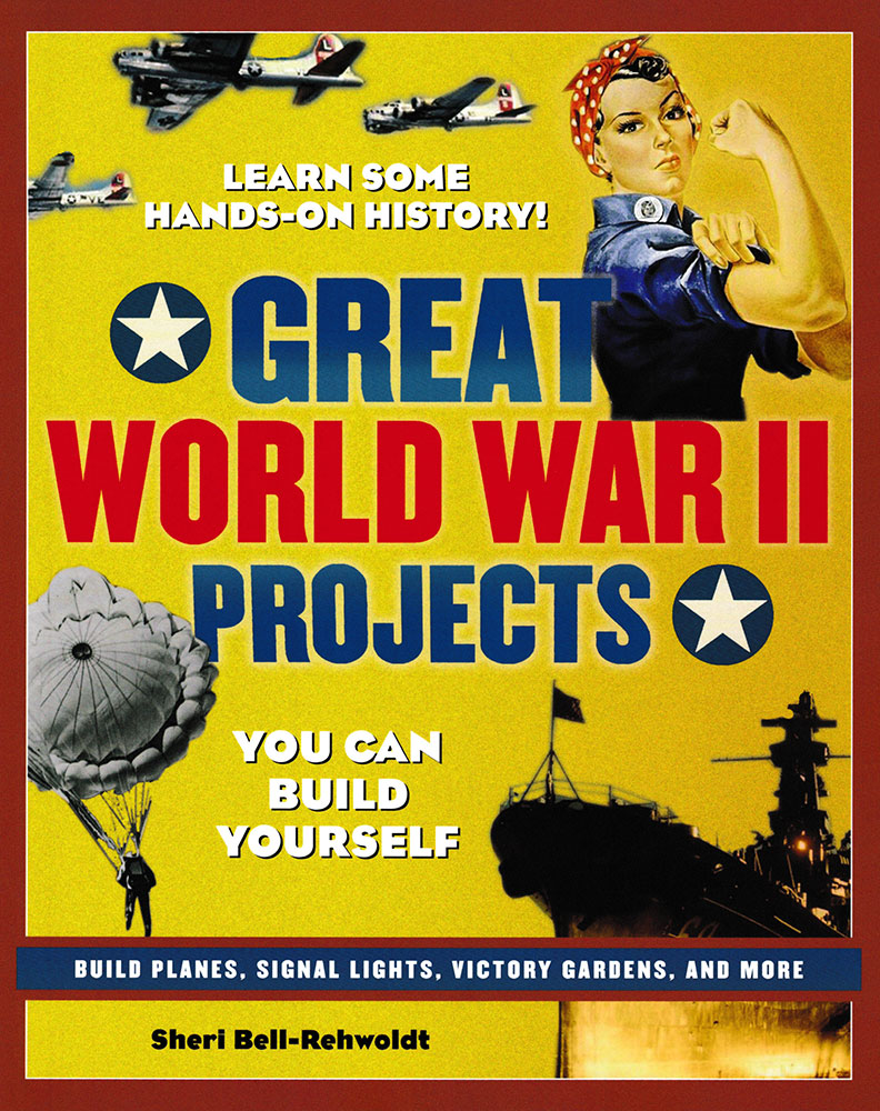 Build It Yourself: World War II Book