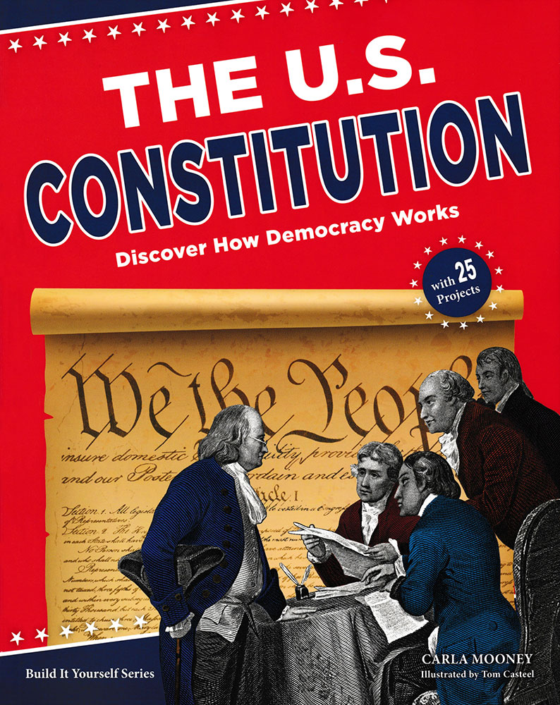Build It Yourself: The U.S. Constitution Book