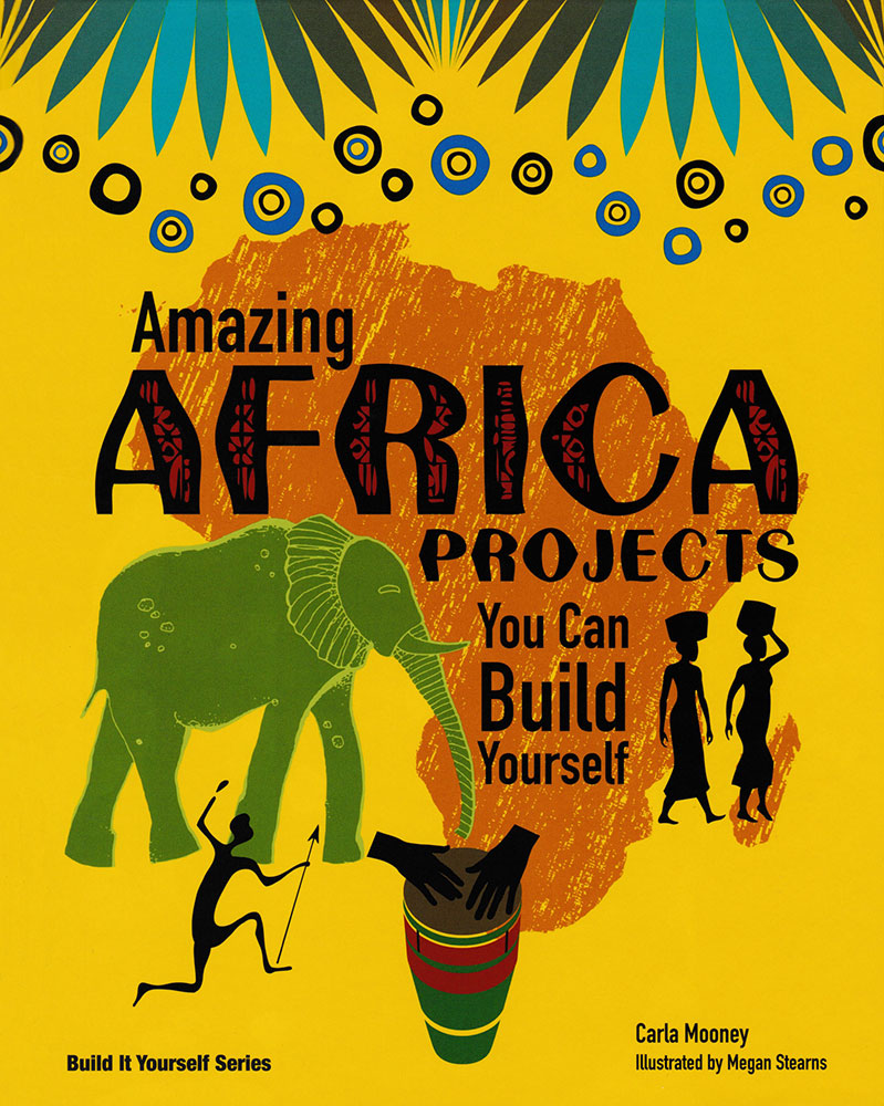 Build It Yourself: Africa Book
