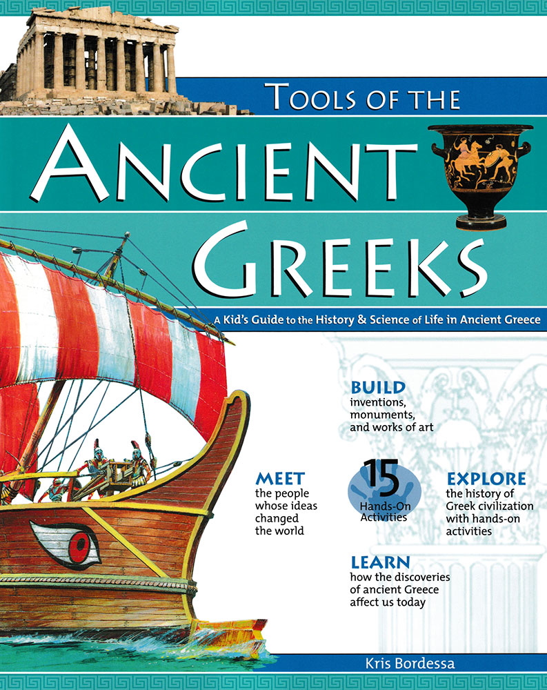 Build It Yourself: Ancient Greeks Book