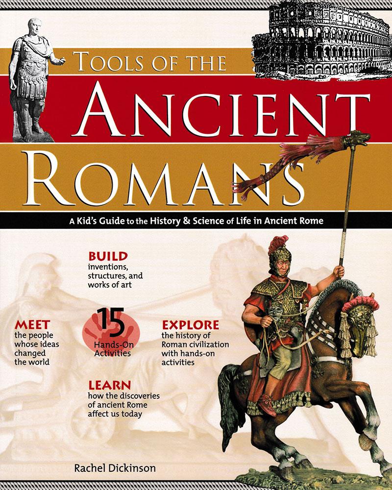 Build It Yourself: Ancient Romans Book