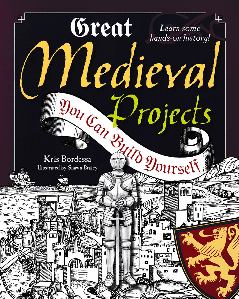Build It Yourself: The Middle Ages Book