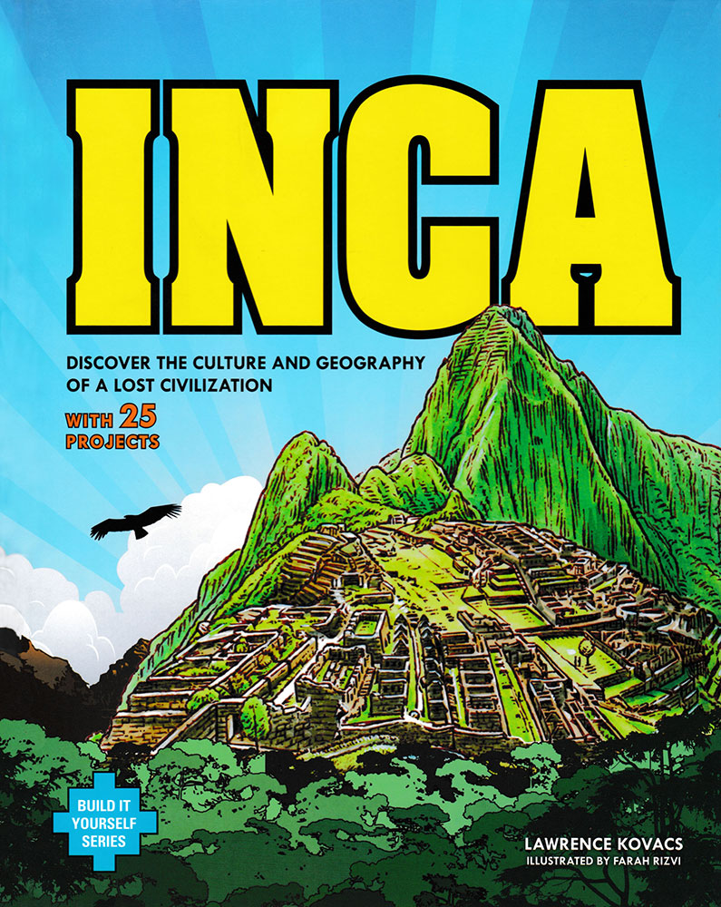 Build It Yourself: Inca Book