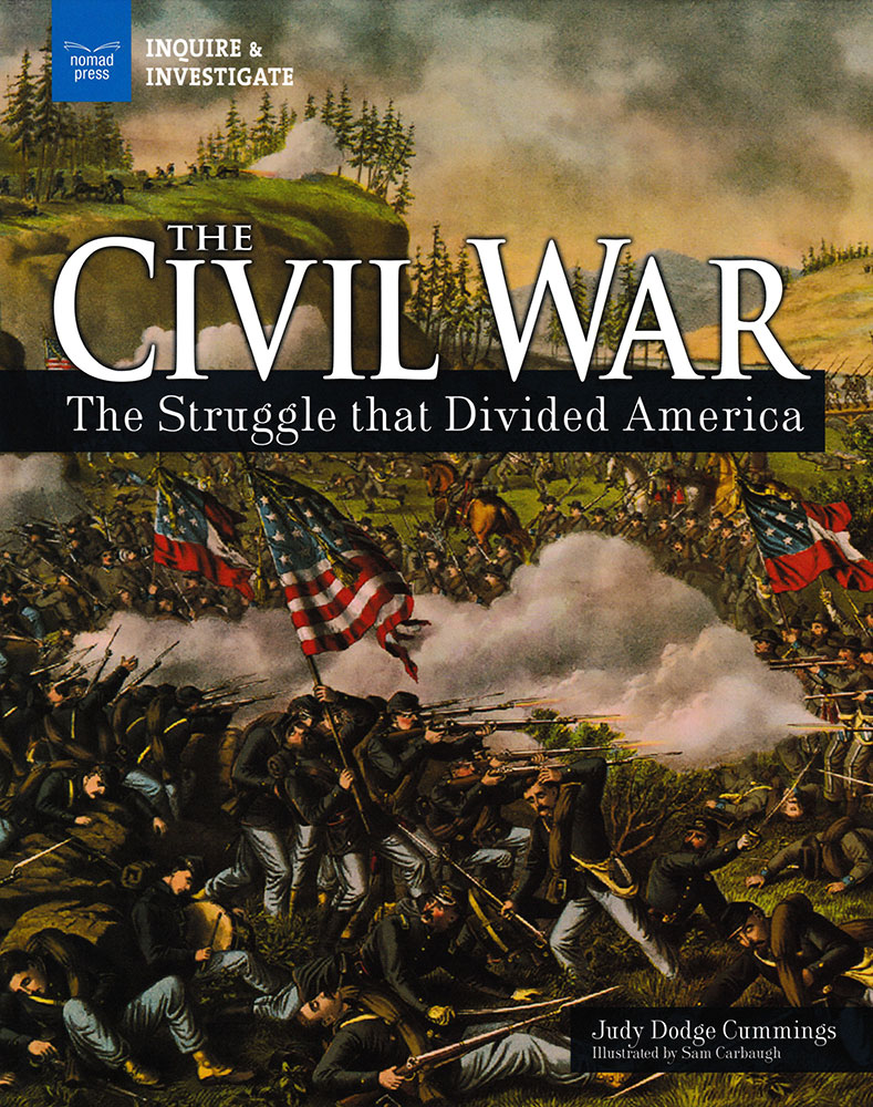 Inquire & Investigate: The Civil War Book