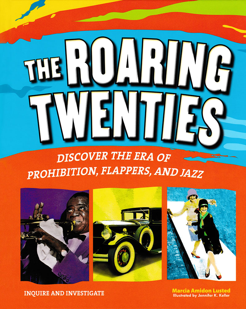 Inquire & Investigate: The Roaring Twenties Book