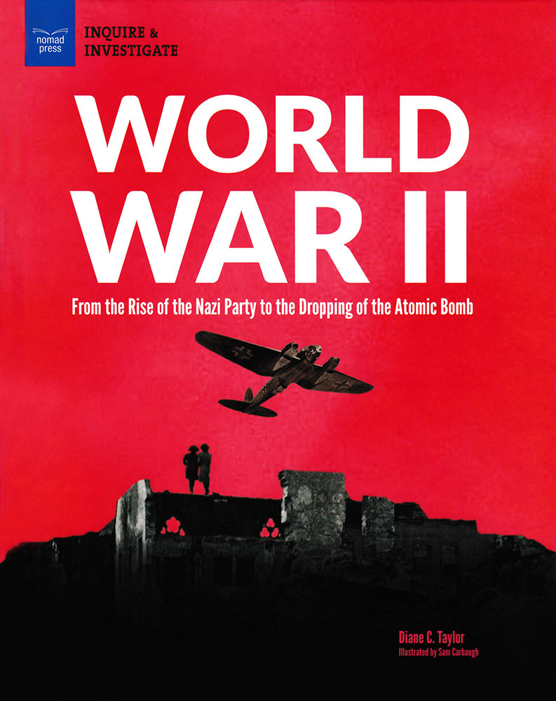 Inquire & Investigate: World War II Book