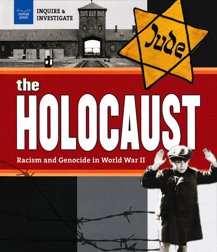 Inquire & Investigate: The Holocaust Book