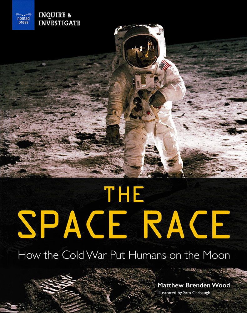 Inquire & Investigate: The Space Race Book