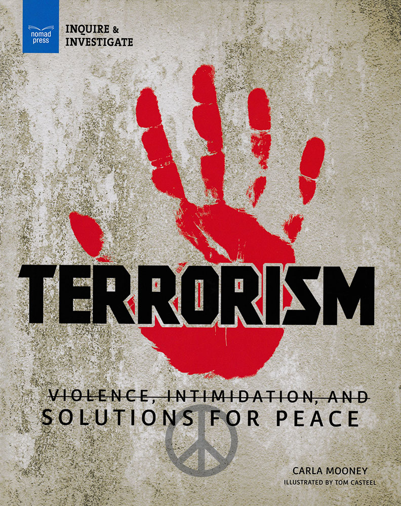 Inquire & Investigate: Terrorism Book
