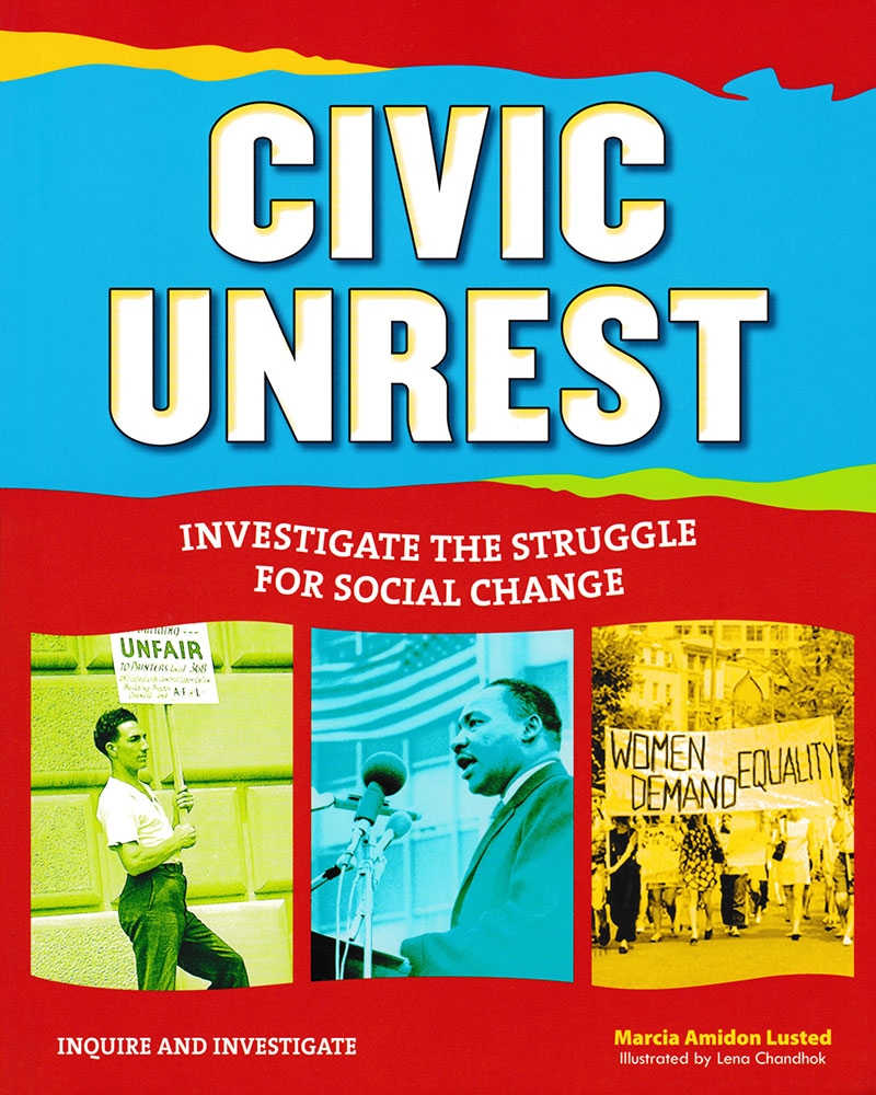 Inquire & Investigate: Civic Unrest Book